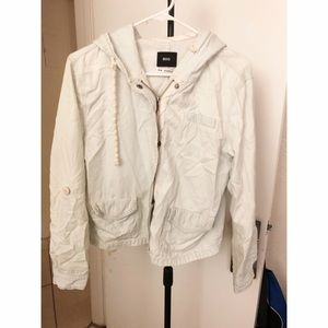 Urban outfitter casual jacket with hood